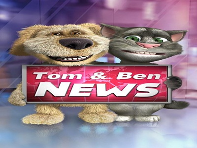 Talking Tom & Ben News Moeda Infinita