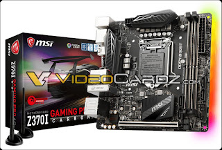 Motherboard MSI Z370I Gaming Pro Carbon AC