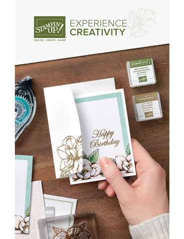 View the Stampin' Up! Beginner Brochure online