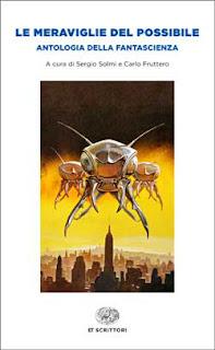 copertina le meraviglie del possibile fantascienza
