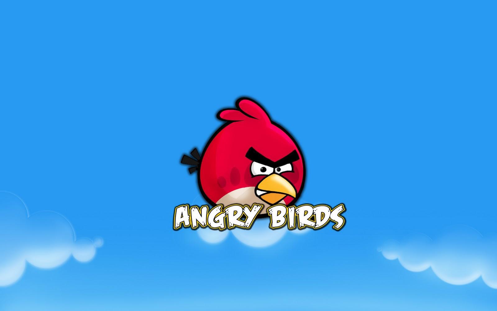 Angry Bird Wallpaper Art Poster Hd Zeromin0