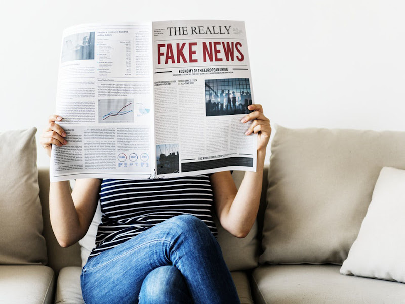 The best way to stop fake news on social media is for you to take responsibility