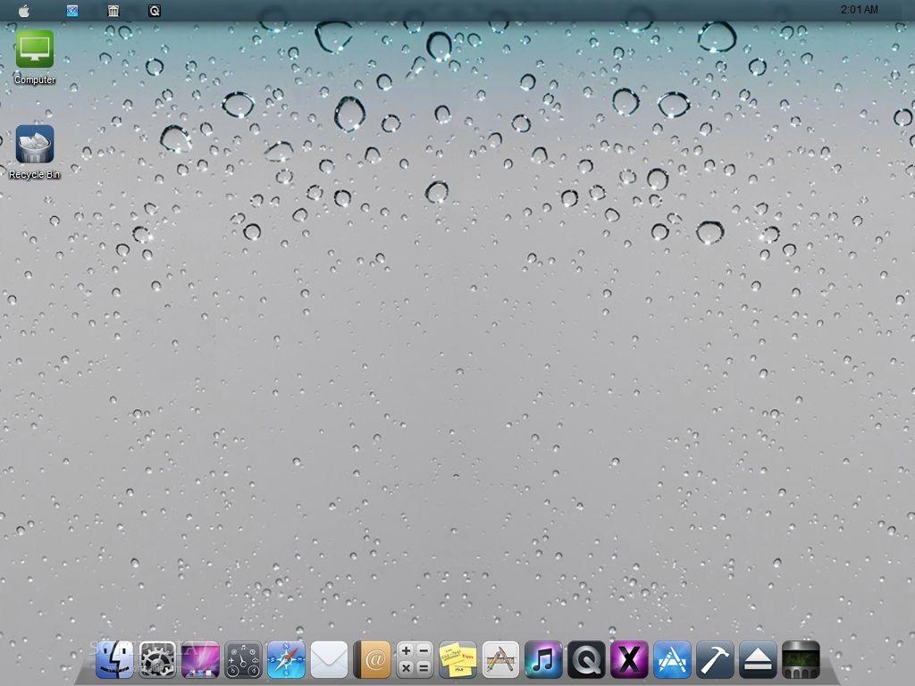 Transform Windows 7/8 Into iOS - BOK face