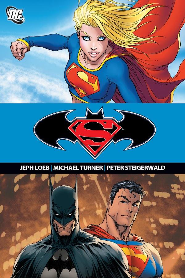 superman batman supergirl comic