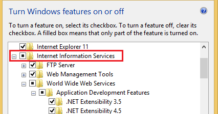 Enable Classic ASP in IIS 7 to Allow Websites to Run Asp