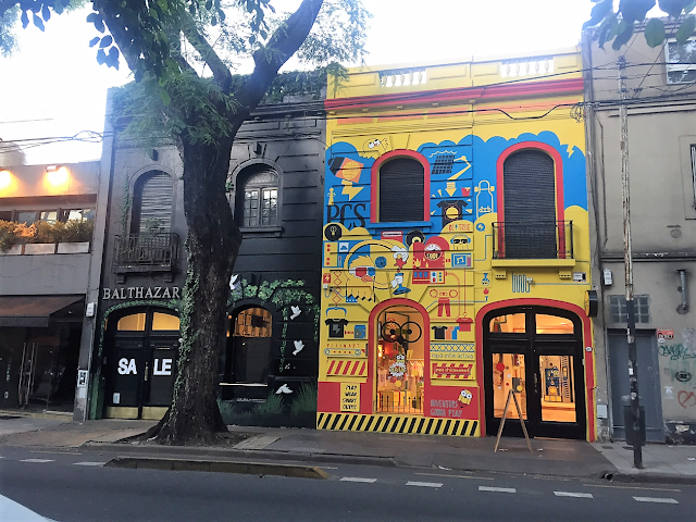 Streetart Buenos Aires