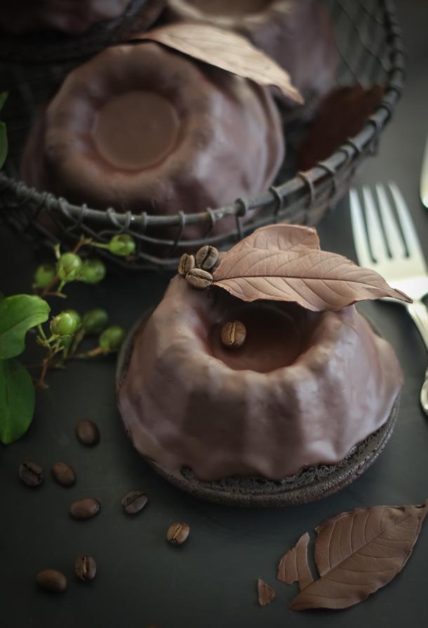 Baby Chocolate Bundt Cake (from Sprinkle Bakes) | Friday Favorites at www.andersonandgrant.com