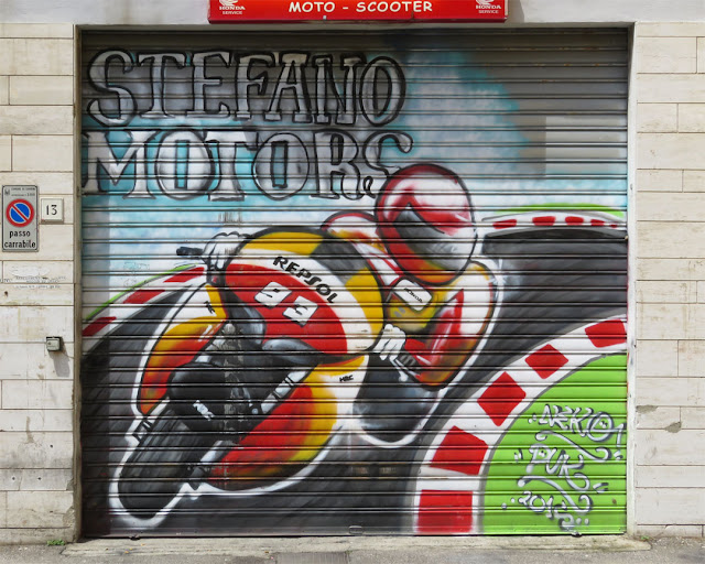 Stefano Motors, Piazza Due Giugno, Livorno
