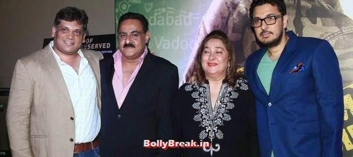 Arif Ali, Aadar Jain, Reema Kapoor, Dinesh Vijan