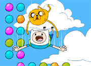 Jake y Finn Candy Dive juego