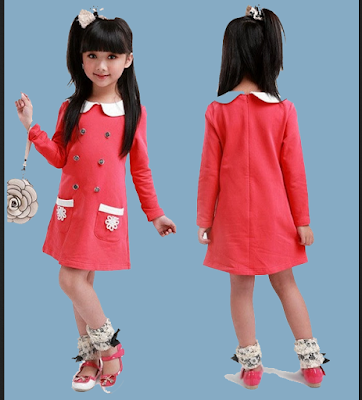 Model Baju Anak Perempuan Umur 10 Tahun