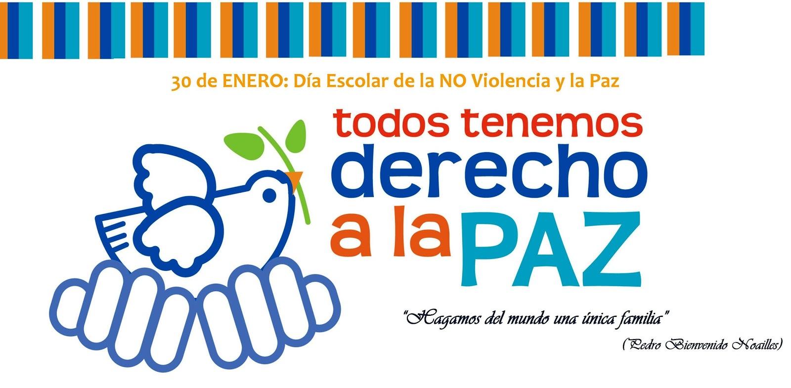 Día De La Paz 30 De Enero De 2007: La Inteligencia Emocional En Los Niños.: Día De La PAZ