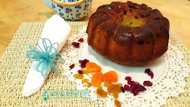 Kuru meyveli kek tarifi kek nasıl yapılır