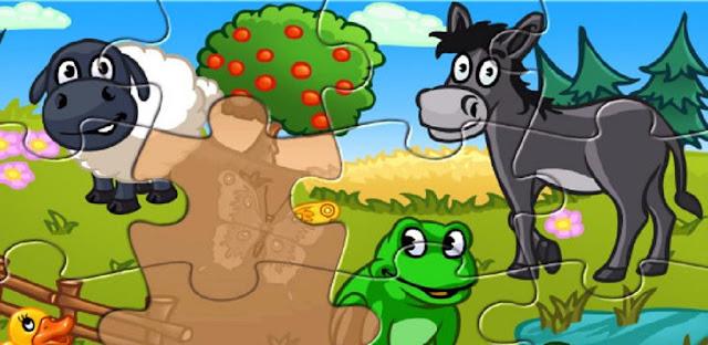 Download Game Puzzle Gambar Hewan Gratis