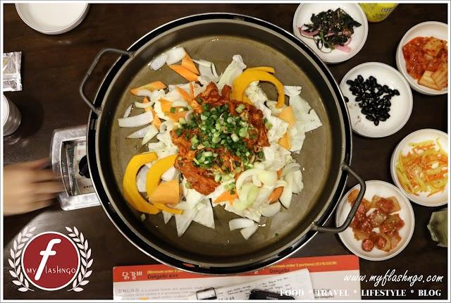 ● 北海 Raja Uda ►KO.B.Q 韩式餐馆