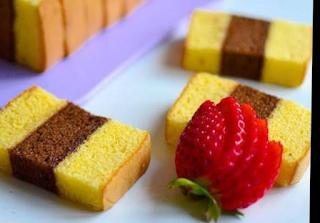 Resep kue bolu lapis legit surabaya spesial yang ekonomis