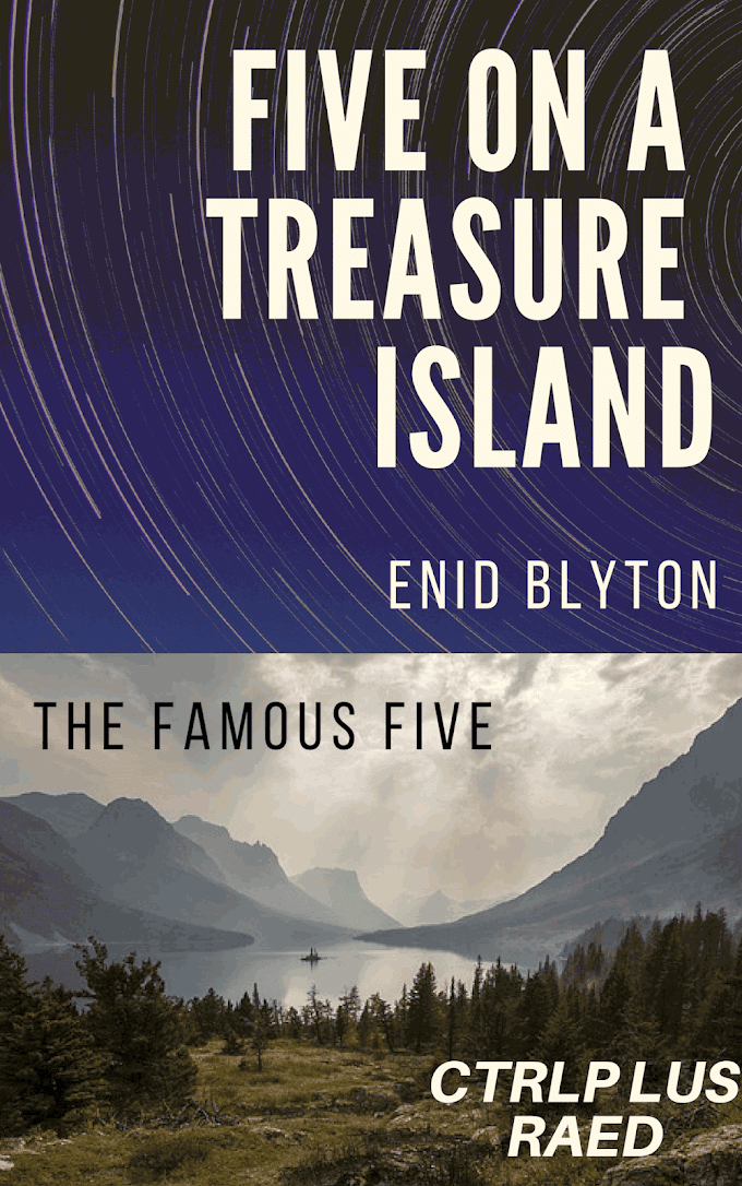 Five on a Treasure Island Summary In Short