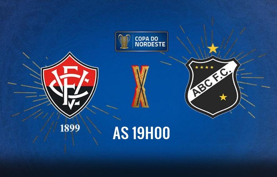 Assistir Vitória x ABC ao vivo HD pela Copa do Nordeste 1