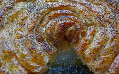 Milföyden Kol Böreği