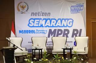netizen semarang ngobrol bareng mpr ri