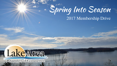 SPRING INTO SEASON Membership Drive