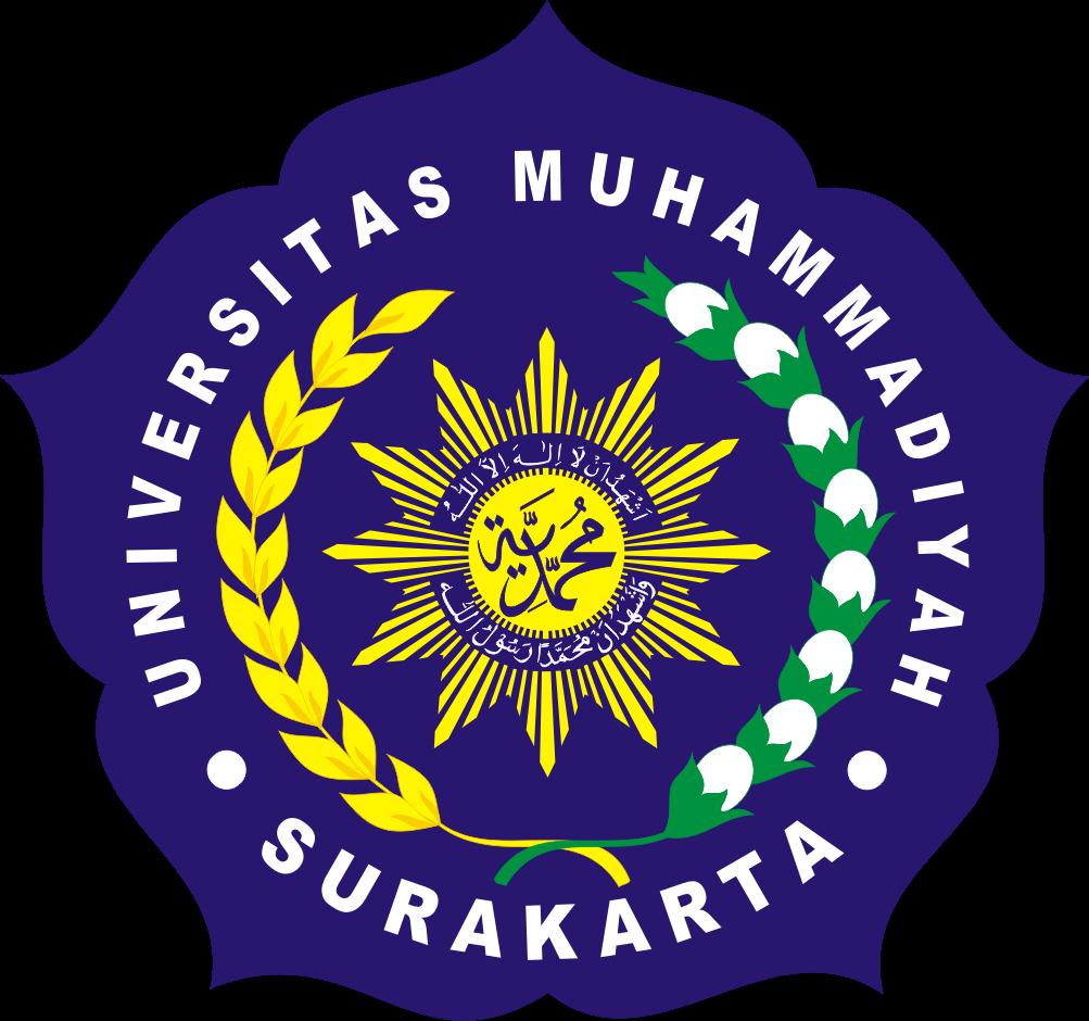 Universita Logo Muhammadiyah Surakarta