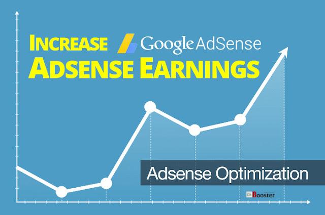 Cara mengatasi penurunan CPC/CTR Google Adsense
