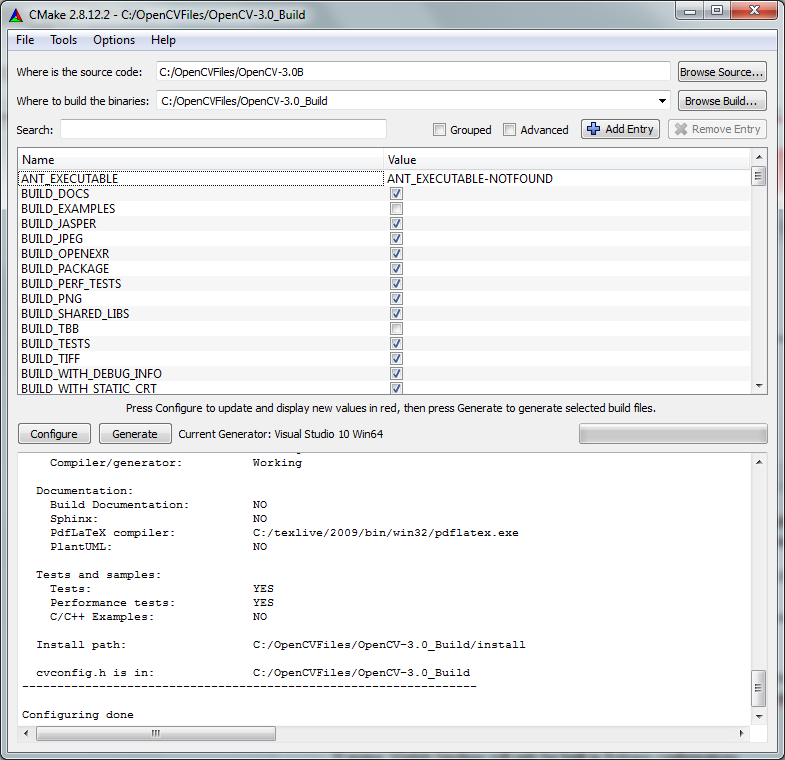 Seeing and believing: Compiling OpenCV-3 0 with Matlab Support