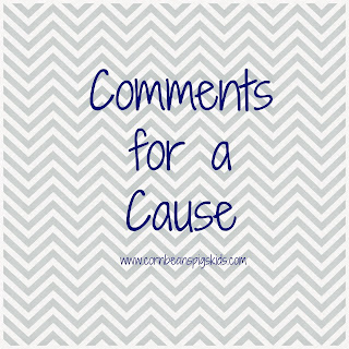 Comments for a Cause - CAL School Supply Closet