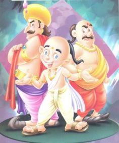 100+ Cool Tenali Raman Stories in Hindi For Kids (2019) | Good