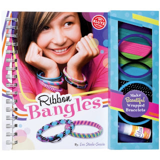 Klutz Ribbon Bangles Kit