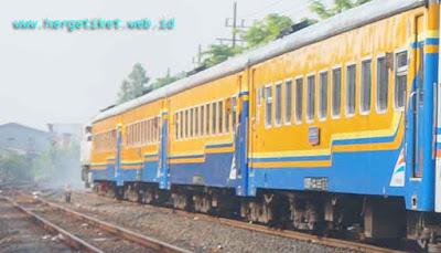 Harga Tiket Kereta Api Ekonomi Lokal Terbaru