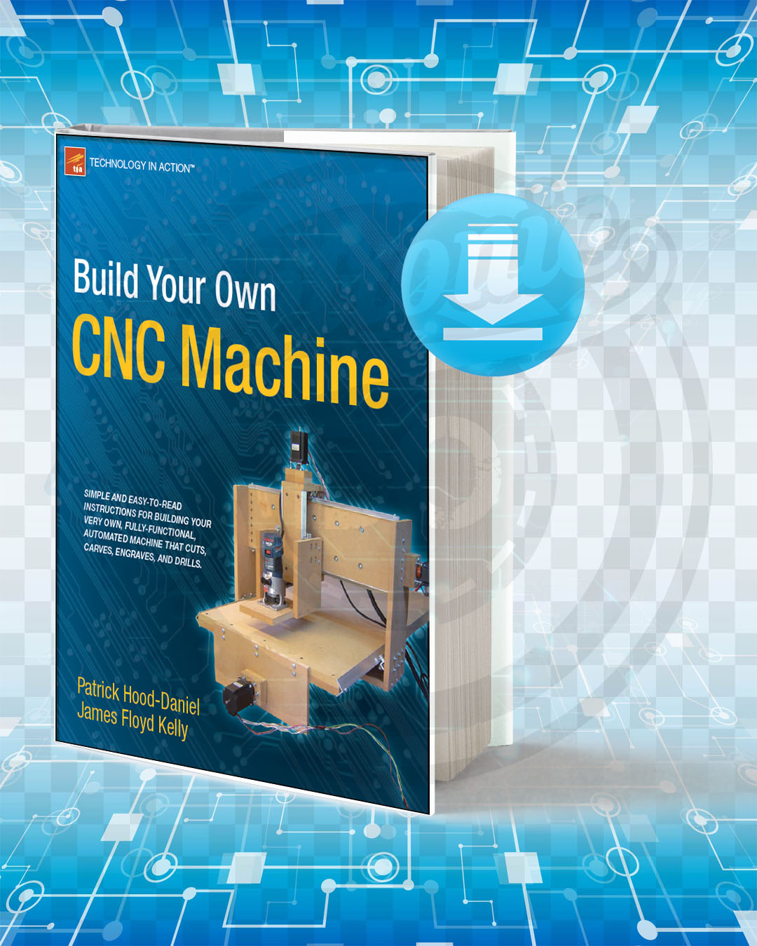 Free Book Build Your Own CNC Machine pdf.