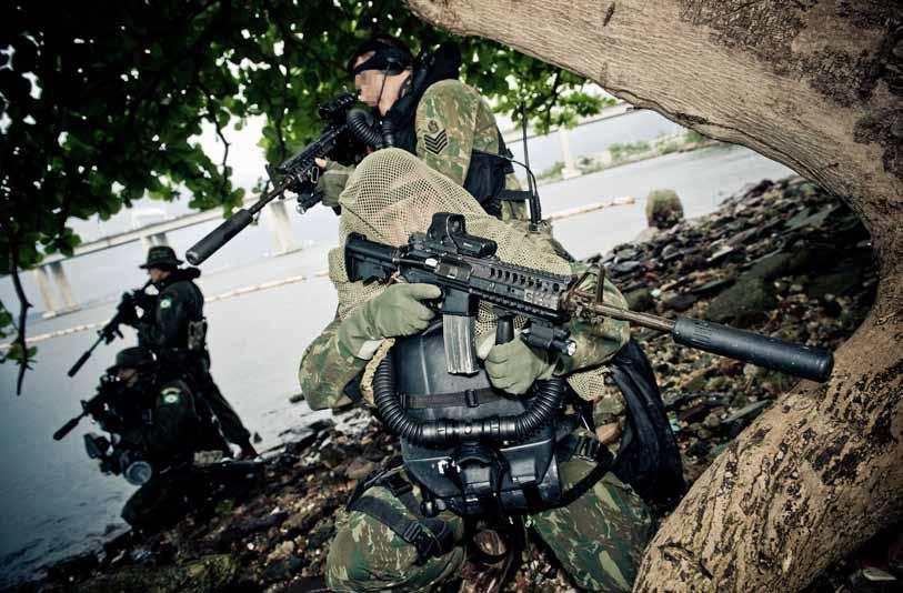 Brasil sobe no ranking das maiores potências militares do mundo 17
