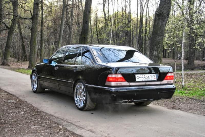 Mercedes Benz S600 W140 Brabus 6 9l Benztuning