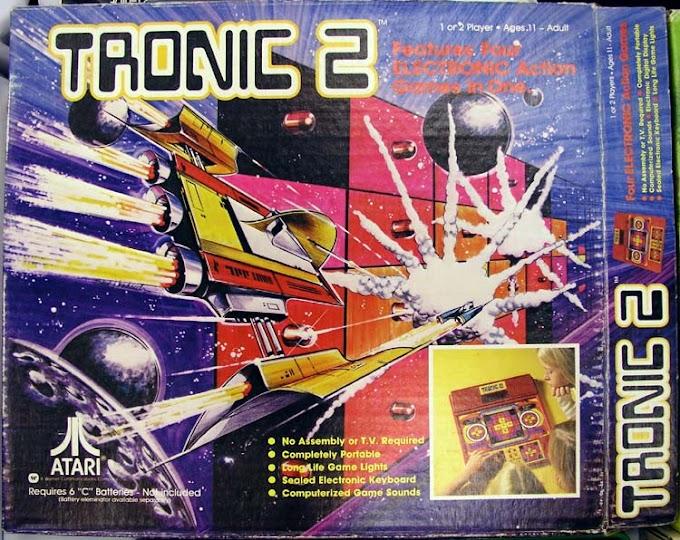 Atari Tronic 2