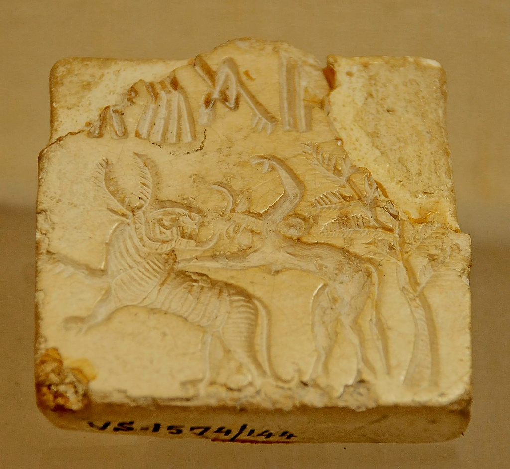 The depictions of Draupadi on Indus Valley Seals - Ancient Inquiries