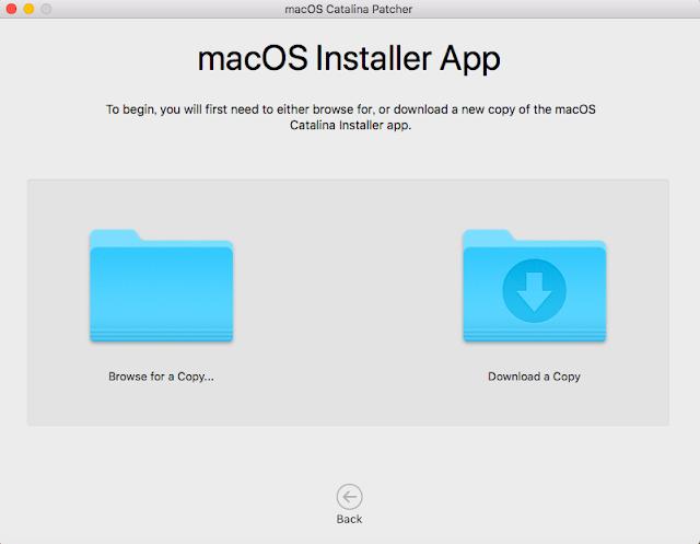 macOS Installer App