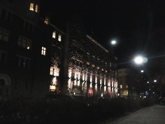 Graniittilinna Helsinki