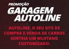 Cadastrar Promoção Garagem Autoline Concorra Mustang Customizado