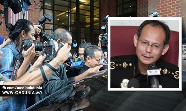 1MDB: Pengarah Bahagian Operasi Khas SPRM Bersara Awal