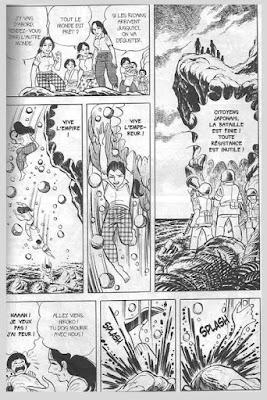 Nakazawa, Keiji. Gen d'Hiroshima, t.1, p.112 © Vertige Graphic.