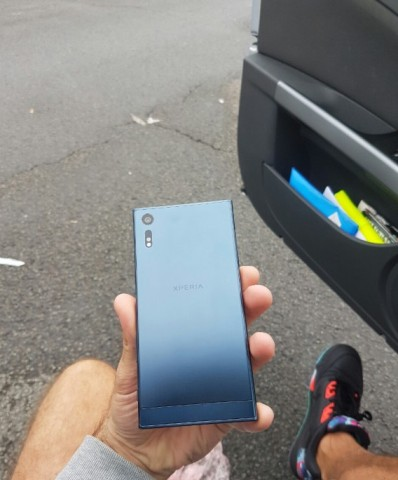 New Sony Xperia F8331 Back Body Design