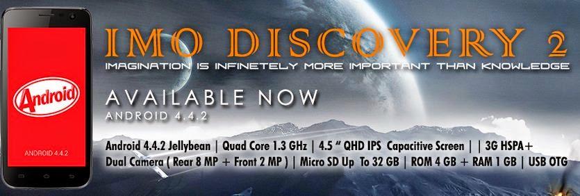 harga IMO Discovery 2, IMO Discovery 2, spesifikasi IMO Discovery 2, IMO,