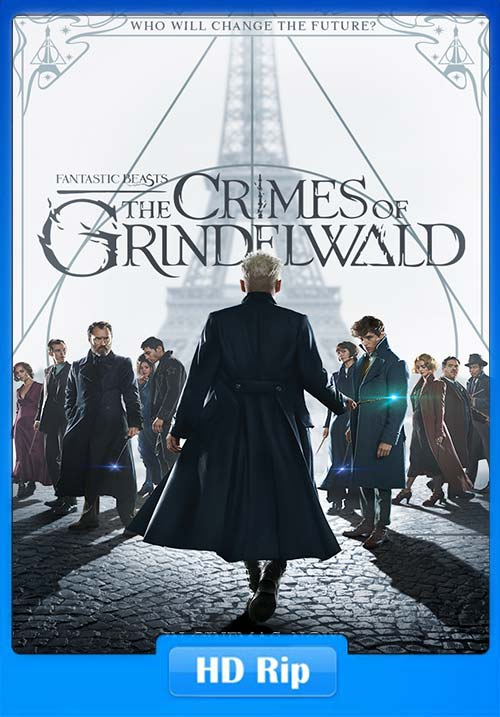 Fantastic Beasts The Crimes of Grindelwald 2018 720p HDRip Dual Audio Hindi | 480p 300MB 100MB HEVC