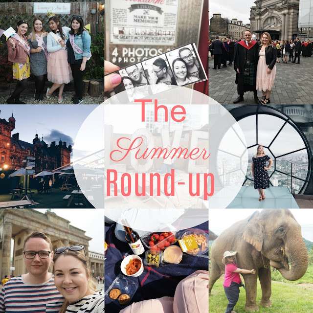 The Summer Round-up