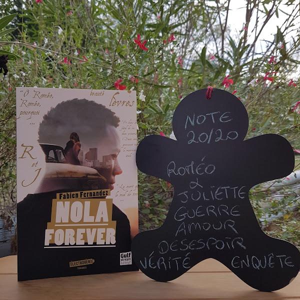 Nola Forever de Fabien Fernandez