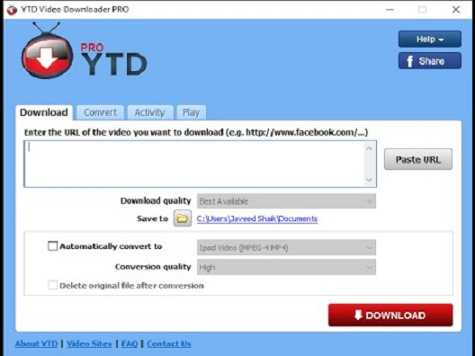 Youtube Downloader Pro 5.3.0.1 Full Crack