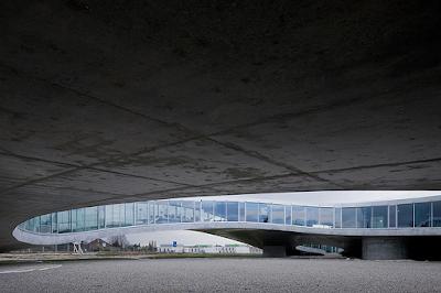 Proyecto estudio arquitectura SANAA