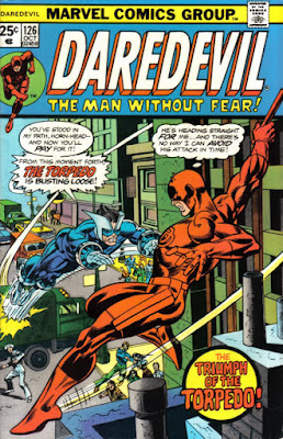 Daredevil #126, the Torpedo